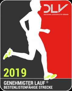 DLV Genehmigter Lauf 2018
