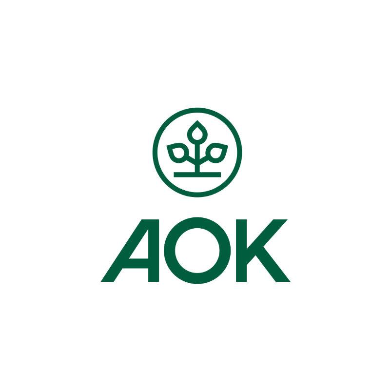 Logo AOK Gesundheitskasse Baden-Württemberg AOK BW