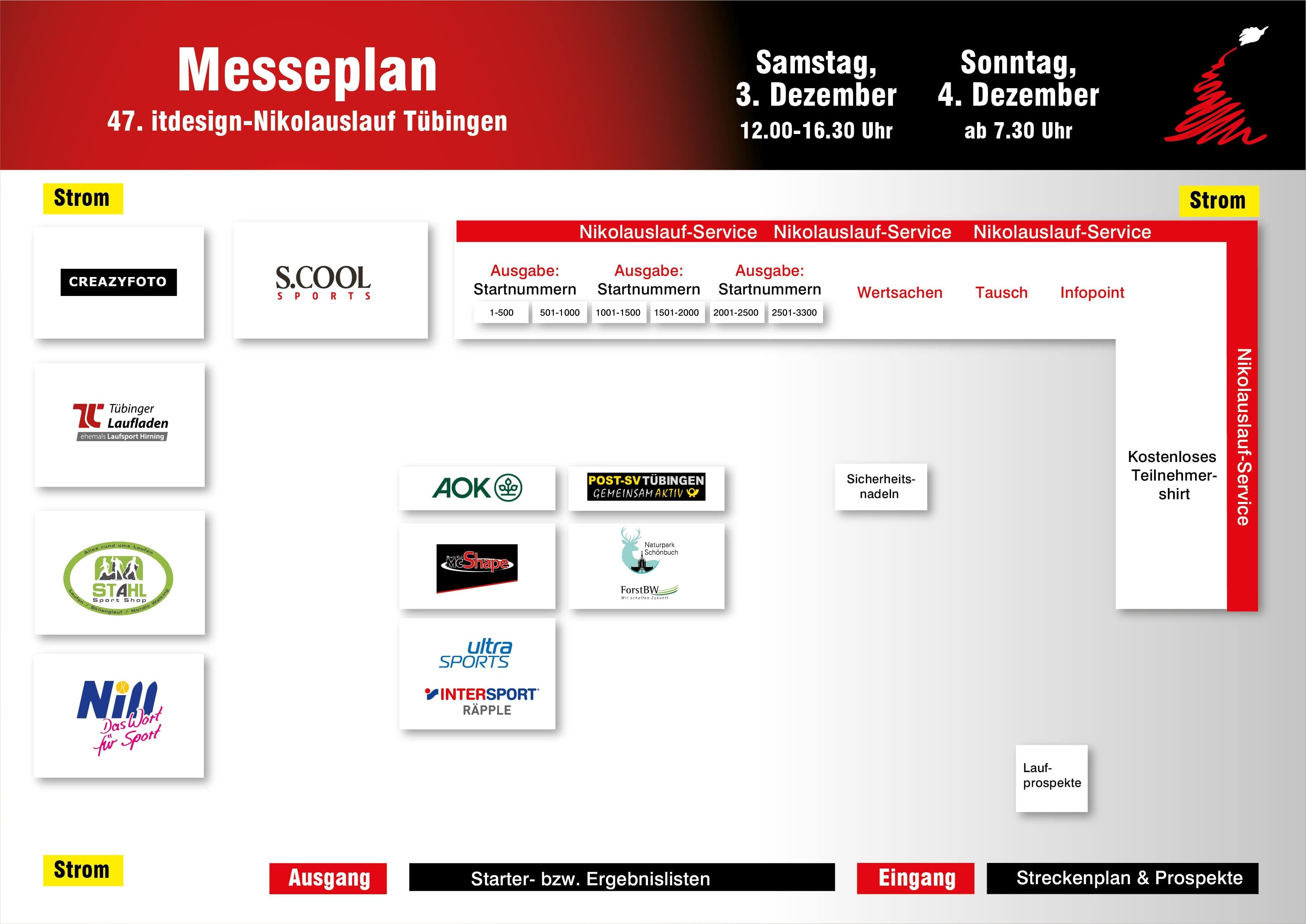 Messeplan 2018
