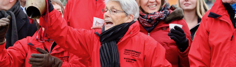 Nikolauslauf Tübingen Wer macht was Helfer Team