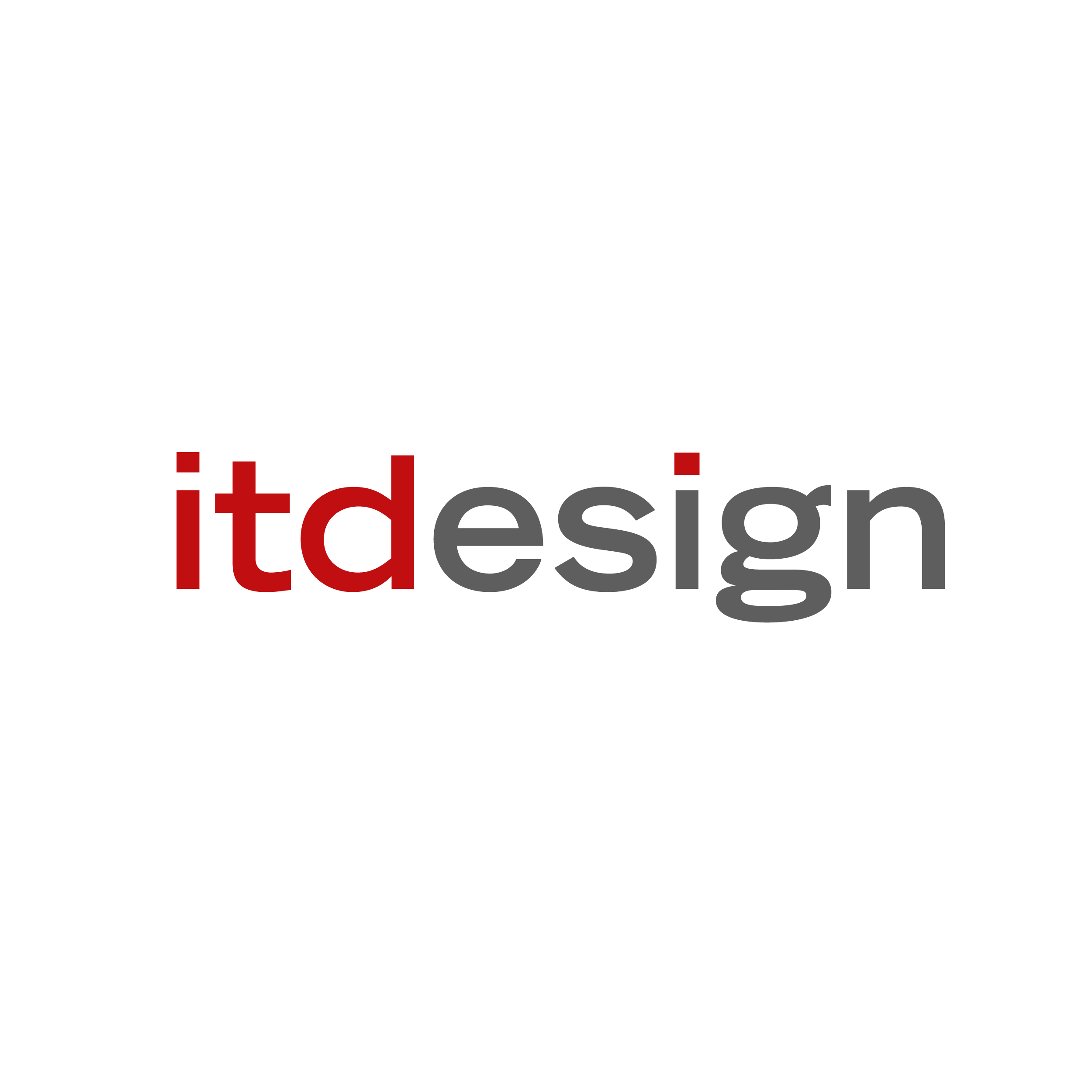 Logo itdesign GmbH Tübingen