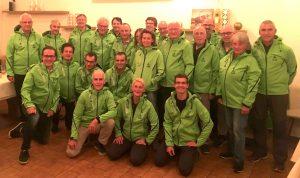 Nikolauslauf Team 2018