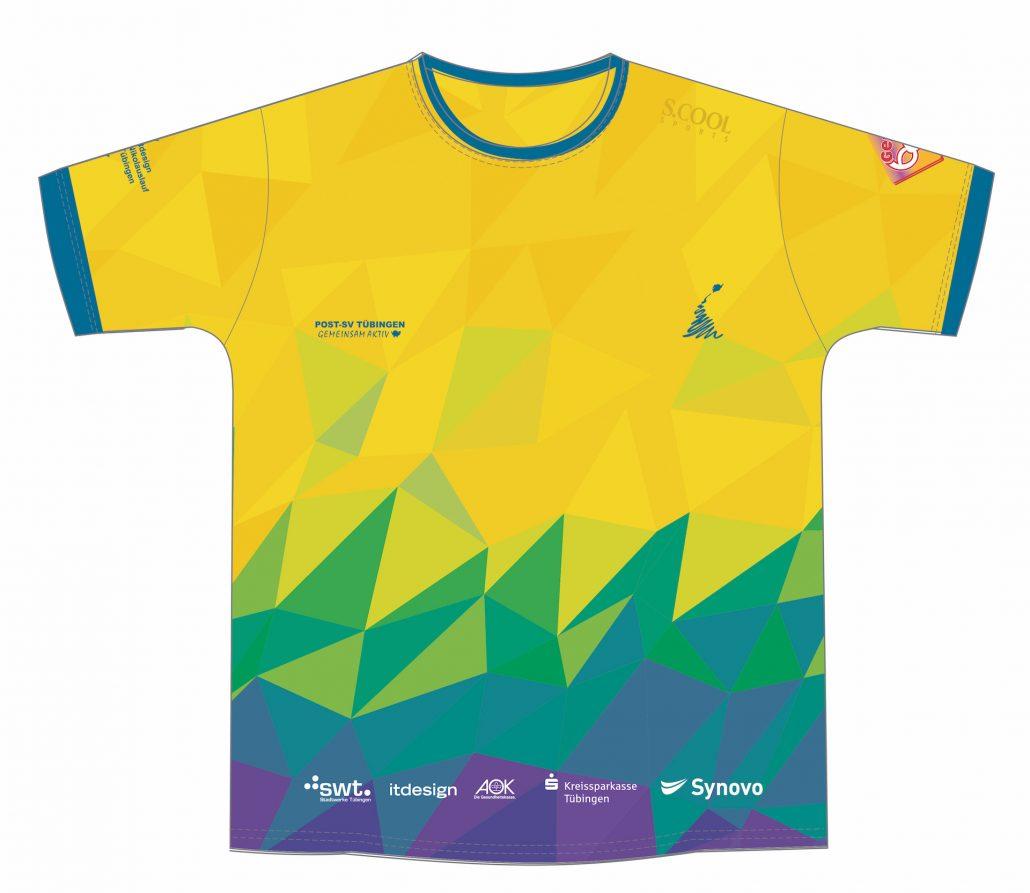 Nikolauslauf 2020 Teilnehmershirt Funktionsshirt