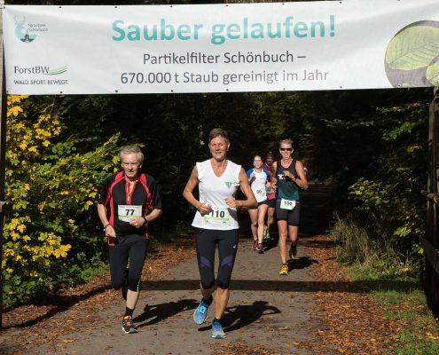 28. Baden-Württembergischer Forstsportlauf 2019