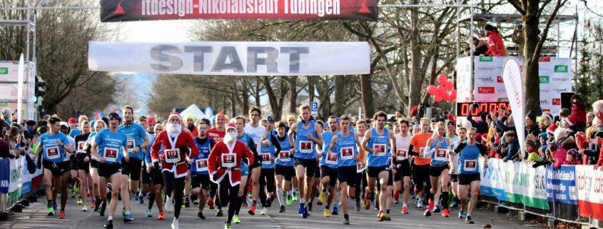 itdesign Nikolauslauf Tübingen – der Halbmarathon in Tübingen – Tübinger Nikolauslauf