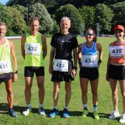Marathon Staffellauf Uni Tübingen 2020