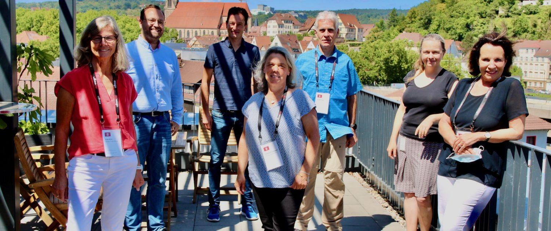 Nikolauslauf Pressekonferenz itdesign August 2020